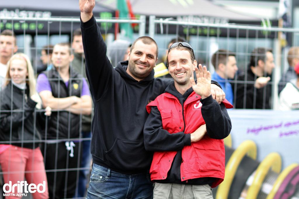 Zsolt and Csaba