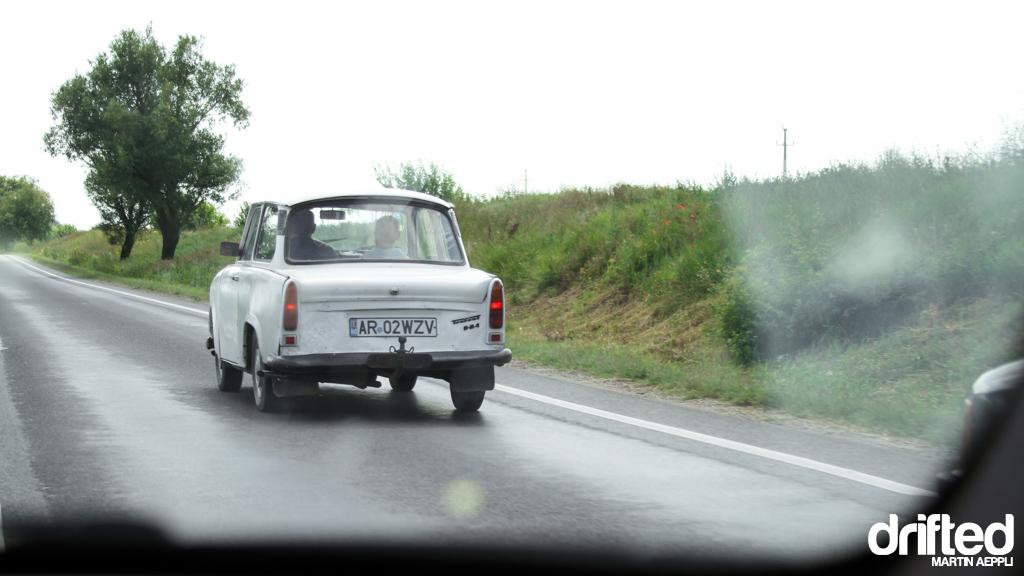 Romanian Traffic