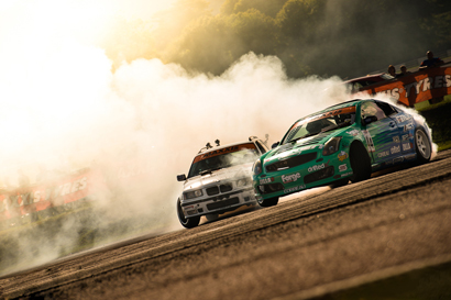 EVENT: Smoke Screen: 2013 Maxxis British Drift Championship Round Four: Lydden Hill