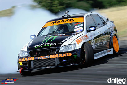 NEWS: Tuerck Gets to Grips with the Maxxis Japspeed 2JZ Lexus
