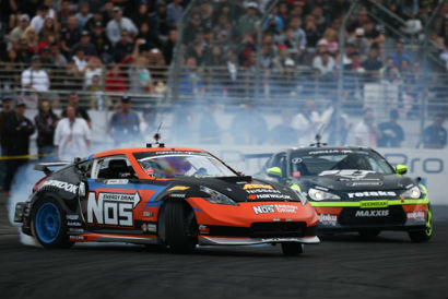 LIVESTREAM: Formula Drift 2013: Round 6: Fort Worth, TX