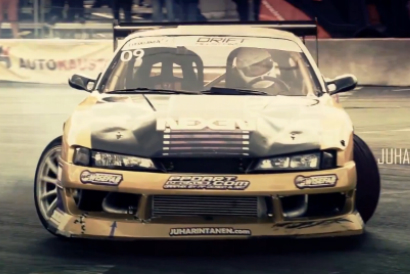 VIDEO: ELEMENT-D – Drift Allstars 2013: Round 4: Lithuania