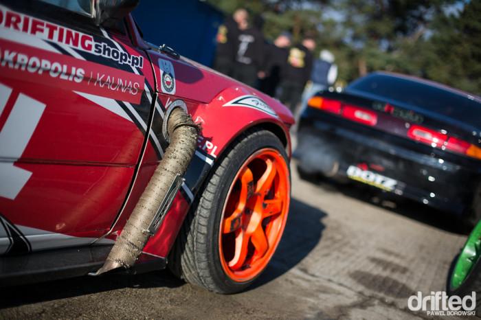 high octane drift how to make a turbo