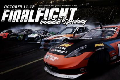 LIVESTREAM: Formula Drift 2013: Final Fight, Irwindale Speedway