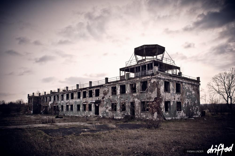 MYWAY Drift School venue Tököl airbase