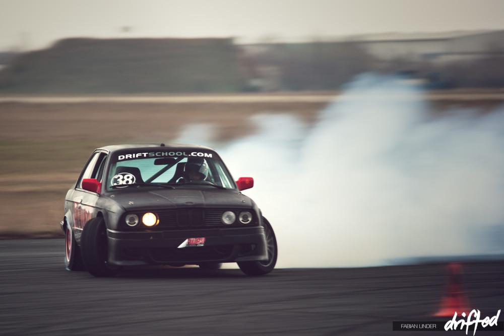 MYWAY Drift School drifting E30