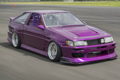 FEATURE: Hugo's Rotary Corolla