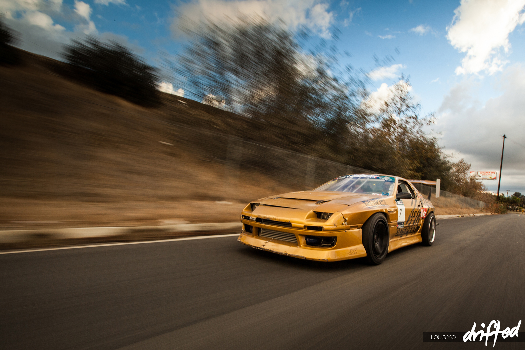 DRIFT CAR: The Garage Life FC RX-7   Drifted com