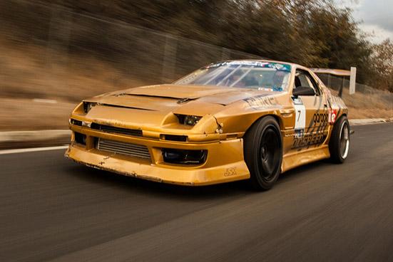 DRIFT CAR: The Garage Life FC RX-7