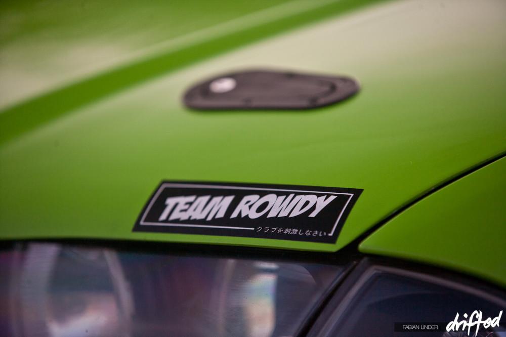 Markus Drifthunter Müller - Team Rowdy