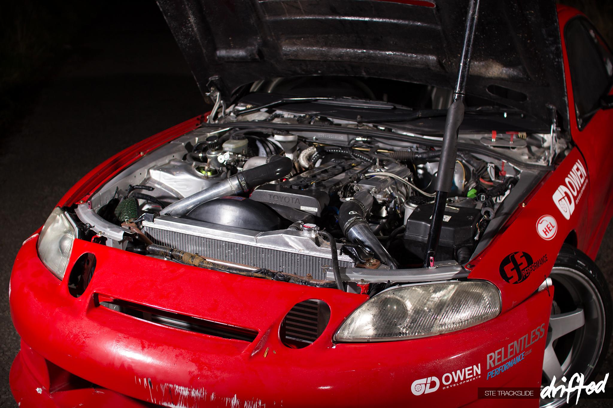 Ricky's Toyota Soarer Drift Car | Drifted com