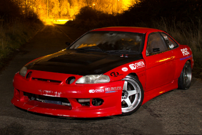 Ricky S Toyota Soarer Drift Car Drifted Com