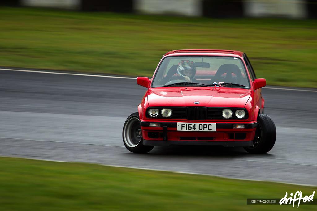 Drift Car Progression Darren Rickaby S V8 E30 Drifted Com