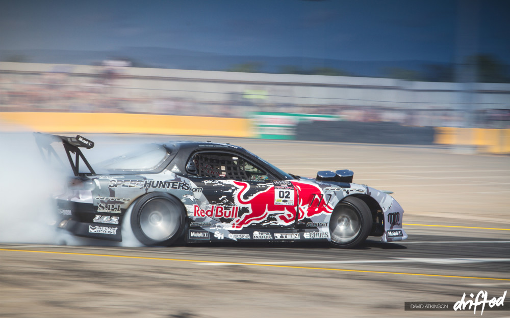 Mad Mike Whiddett RX7