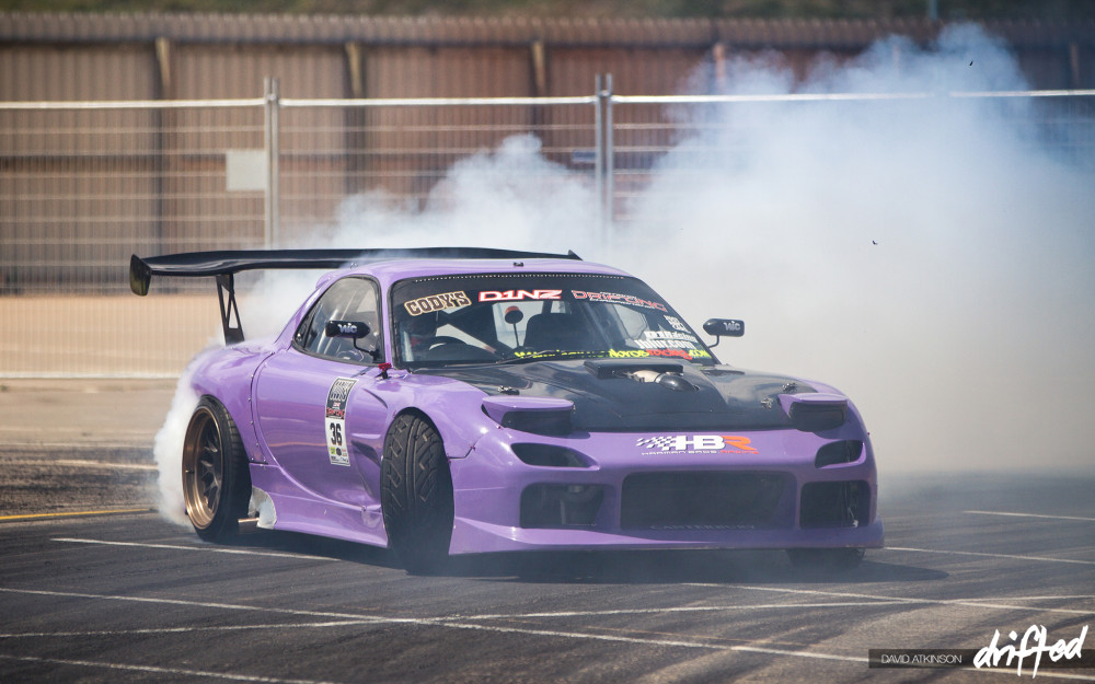Johnny Latham RX7