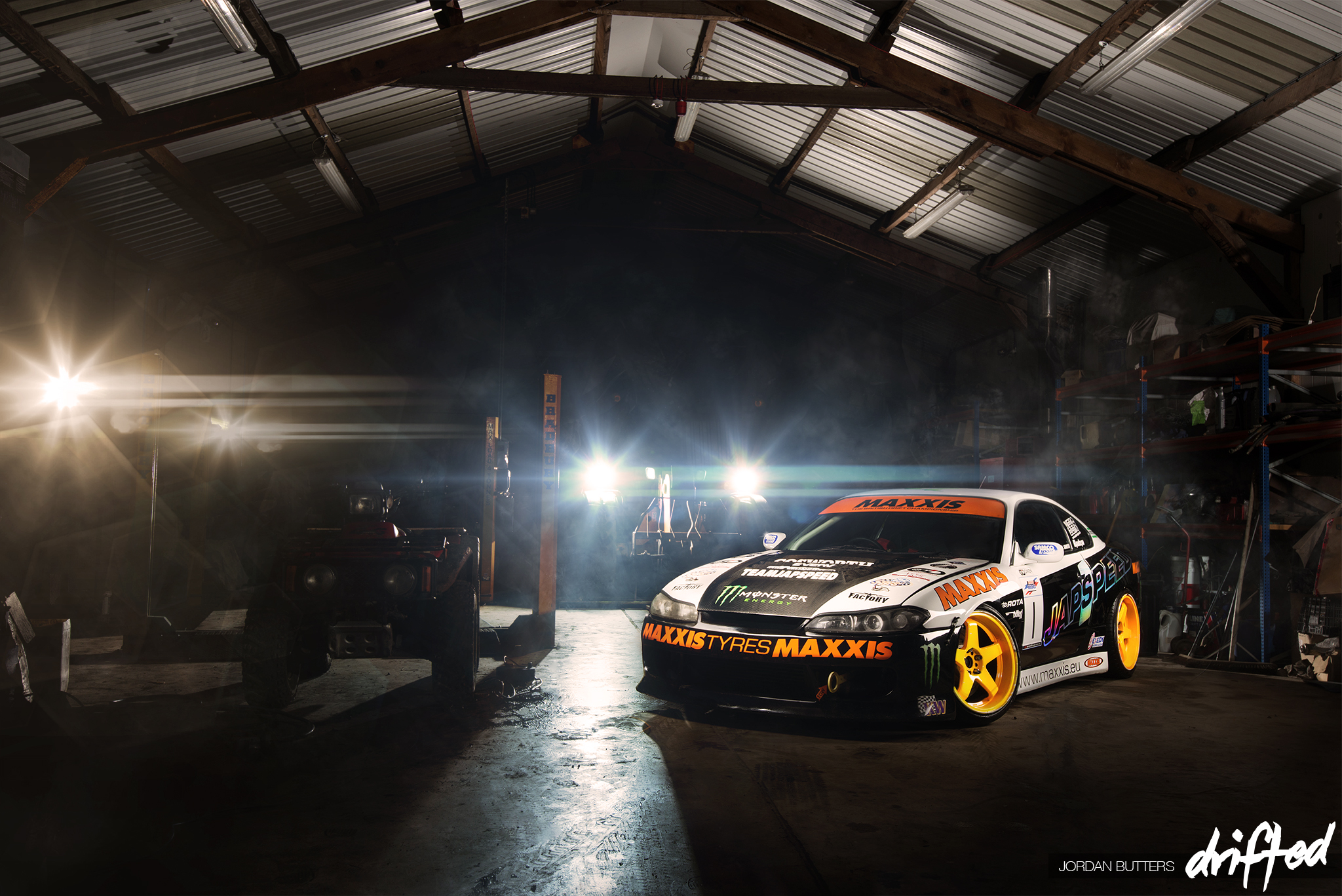 Japspeed_S15_Drifted