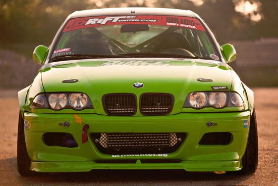 DRIFT CAR: The Drifthunter JZ46