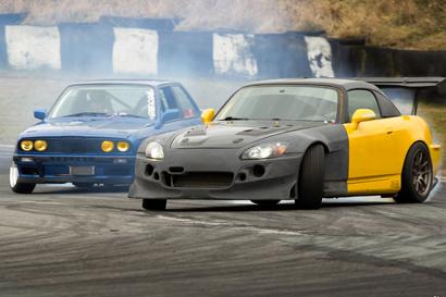 DESKTOP: Carbon S2K vs V8 E30
