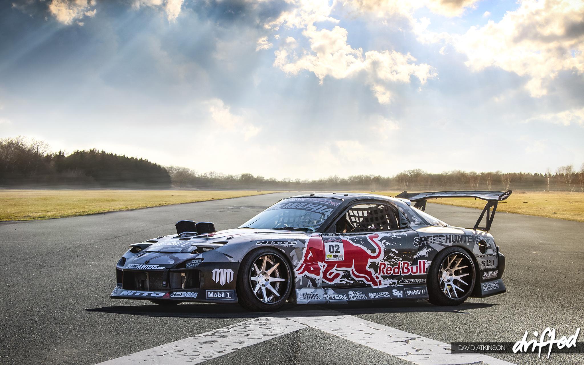 New Mazda Rx7 >> DESKTOP: Mad Mike RX7 – MADBUL! | Drifted.com