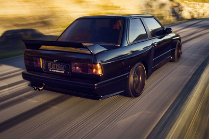 "FEATURE: Stian's E30 M3, ""Blackbird"""