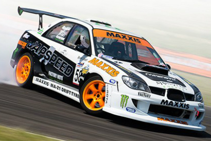 NEWS: EXEDY Join the British Drift Championship