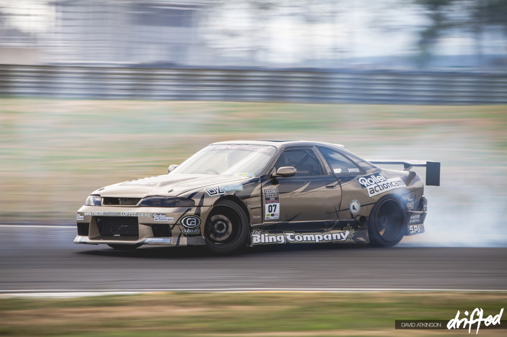 Zak Pole R33 Skyline