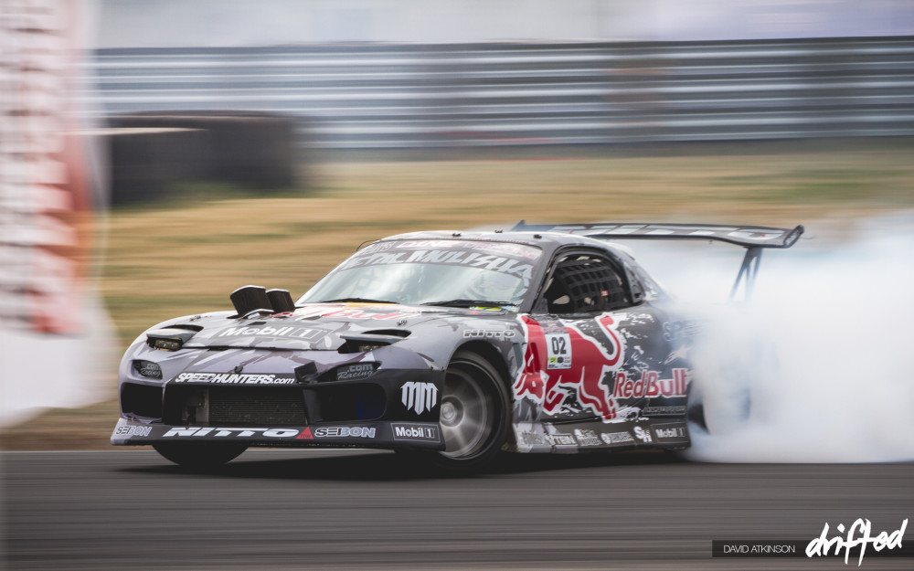 Mad Mike Whiddett MADBUL RX7