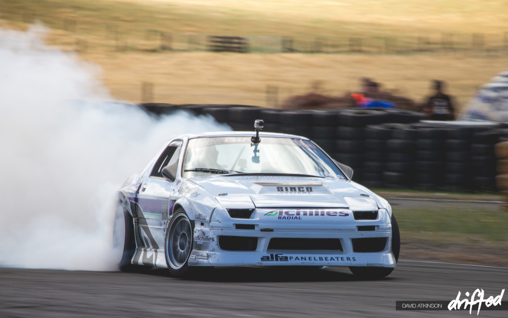 Andrew Redward FC RX7