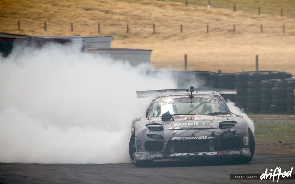 Mad Mike Quad-Rotor RX7