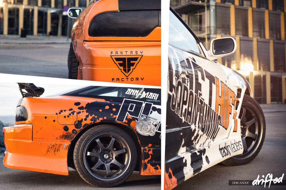 Planet hifi drift team driftcar