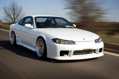 DRIFT CAR: Just A Clean Nissan S15…