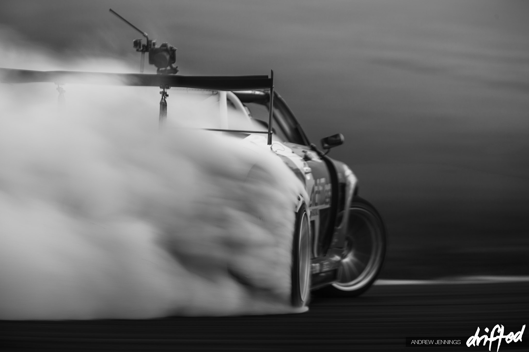 Daigo Saito Achilles Radial Lexus SC