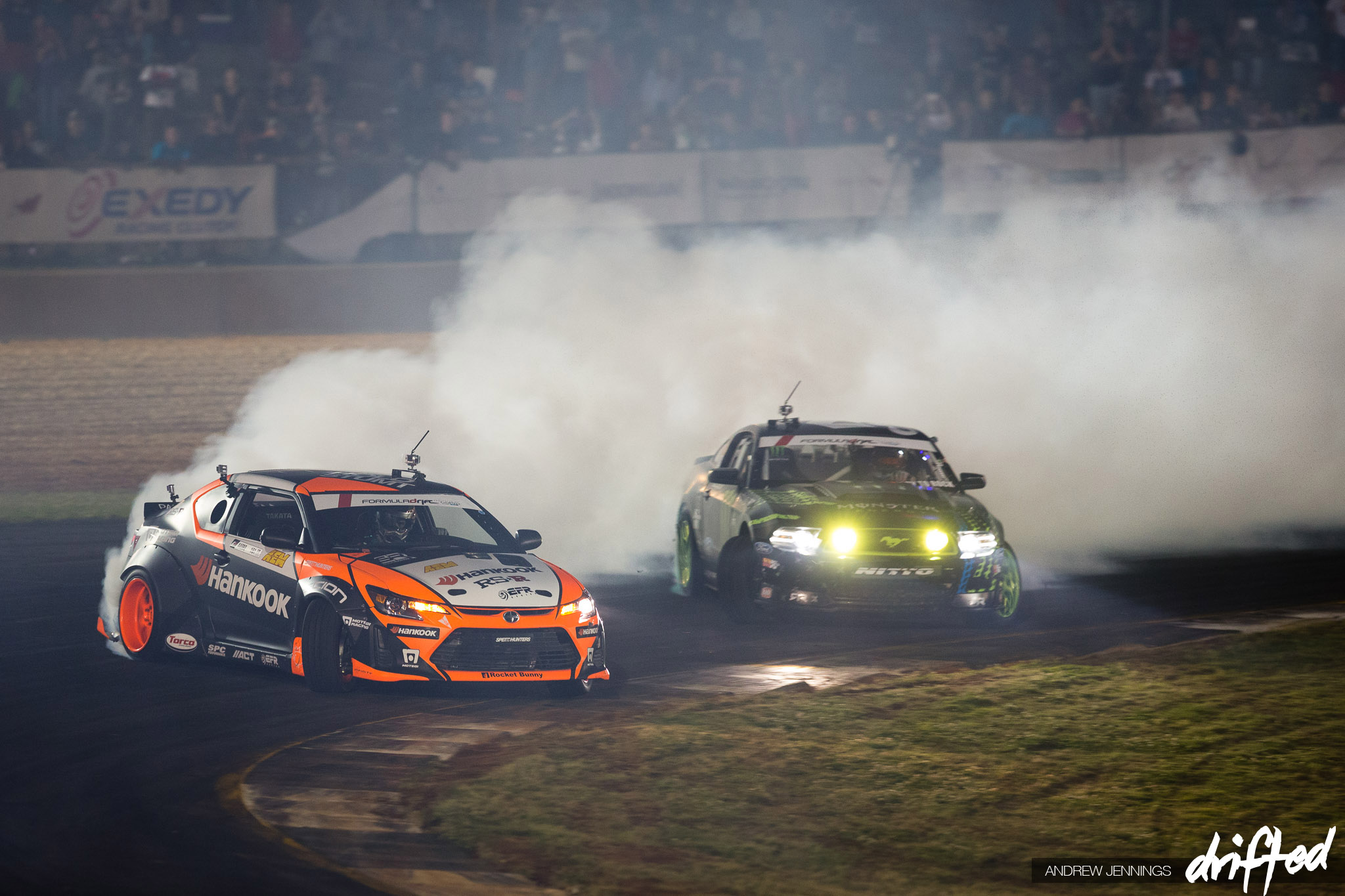Fredric Aasbo vs. Vaughn Gittin Jr.