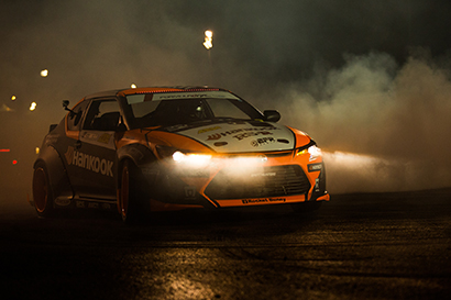LIVESTREAM: Formula Drift 2014: Road to the Championship