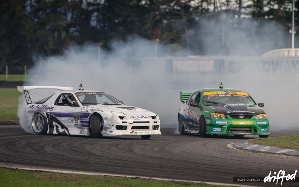 D1NZ Round 5 Christchurch
