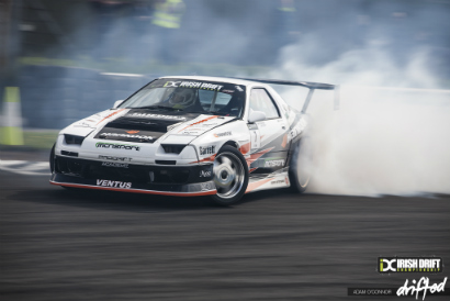 EVENT: Irish Drift Championship 2014: Round 1