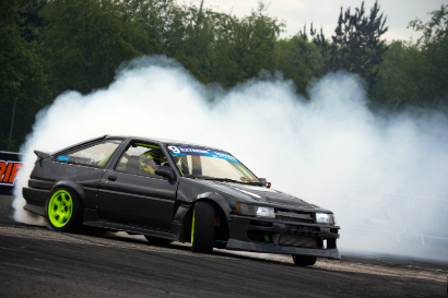 Chasing Smoke: The Extreme Torque Show 2014 – Nissan Factory