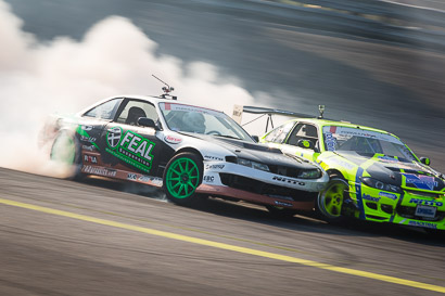 EVENT: Stars Rise in Formula D NJ's Main Competition