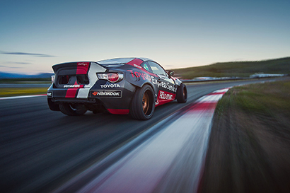 EVENT: Going sideways along the Arctic Circle at Sommertreff
