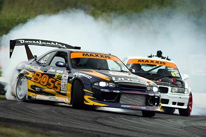 EVENT: 2014 Maxxis British Drift Championship Round Three: Teesside Autodrome