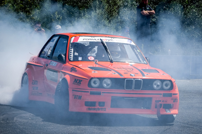 SNAPSHOTS: Andy Hateley's BMW E30 from FD Pro2