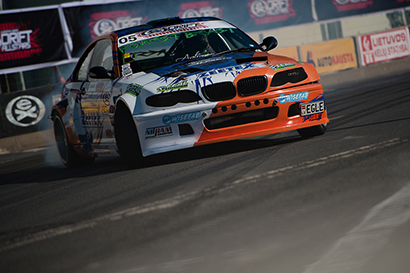 EVENT: Extreme Drift Allstars Kaunas: Setting the stage