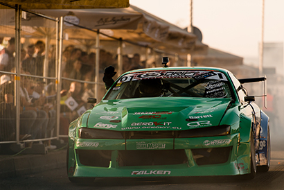 NEWS: James Deane Takes 2014 EXTREME Drift Allstars Title