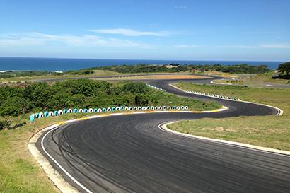 SNAPSHOT: Dezzi Raceway, South Africa