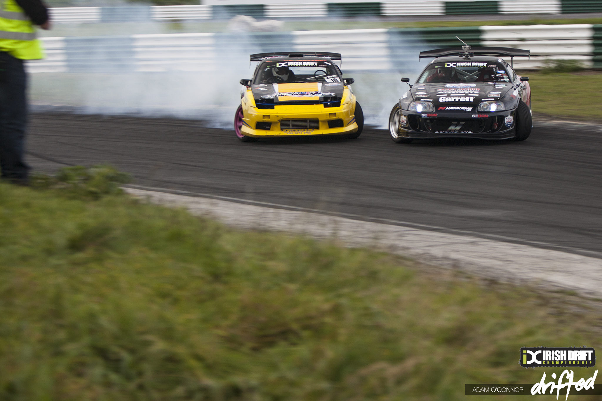 EVENT: Irish Drift Championship 2014: 10 Years On