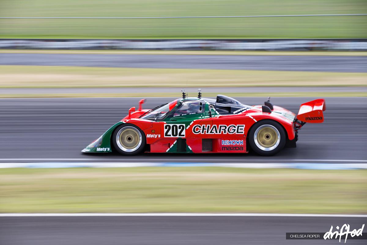 Mazda 767B WTAC