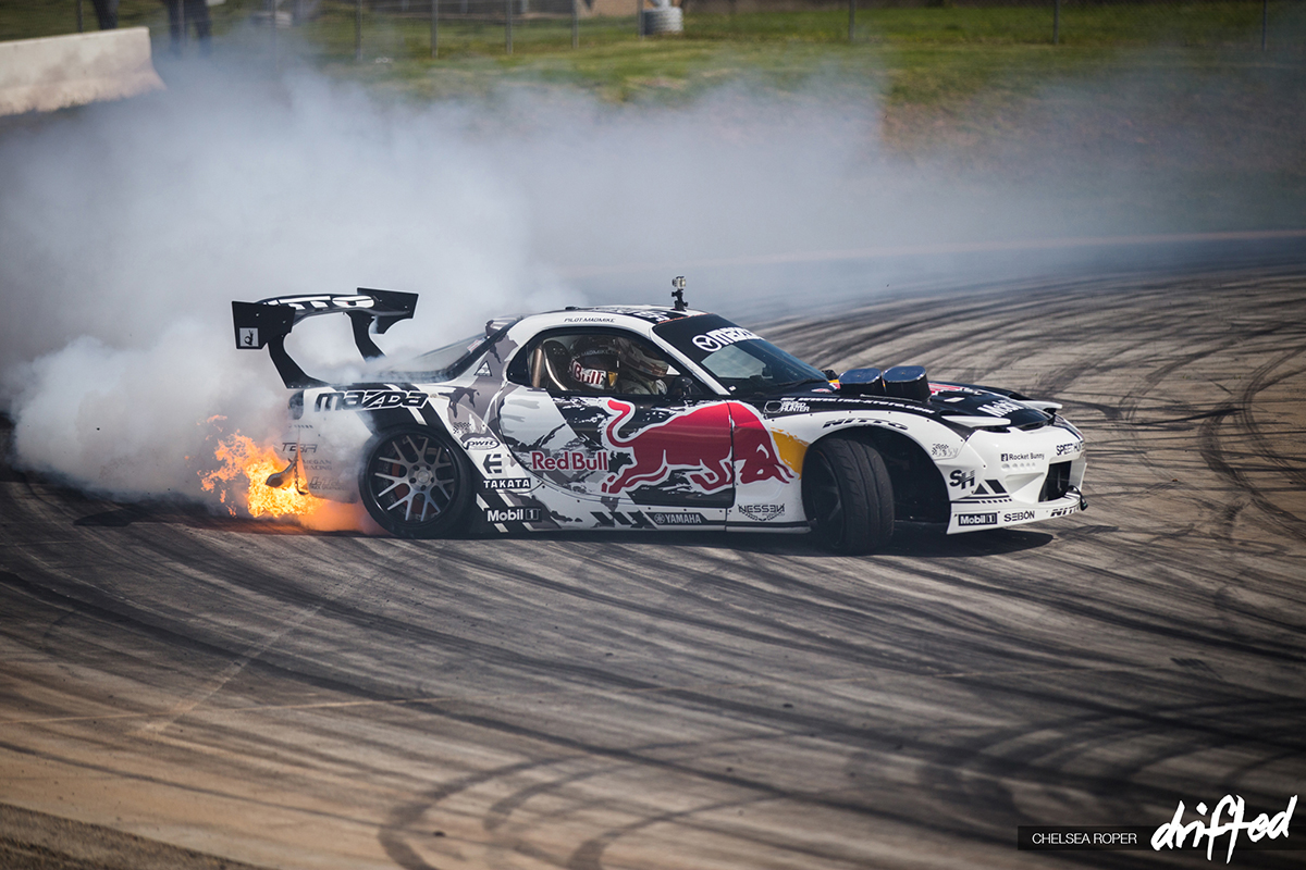 Mad Mike Flames WTAC