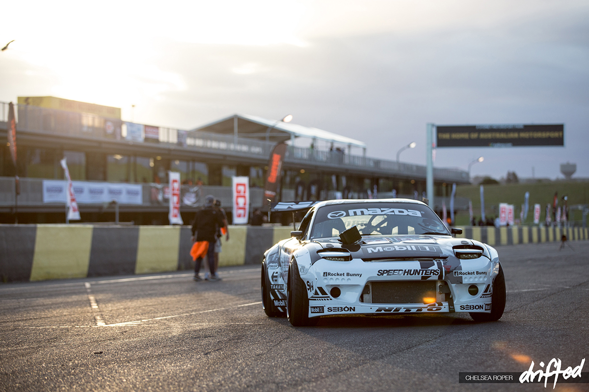 Mad Mike RX7 WTAC