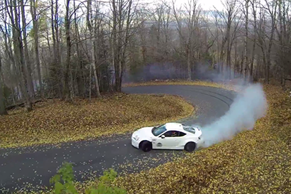 VIDEO: Tuerck Shreds Burke Mountain
