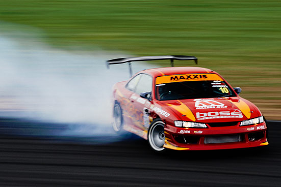 NEWS: Info on the 2015 British Drift Championship